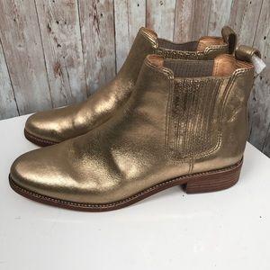 NWT Madewell Ainsley Chelsea Boot 8.5